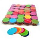 Confetti Paper Multicolor Round, 1 KG