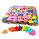 Confetti Paper Multicolor Stars, 1 KG