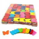 Confetti Paper Multicolor Butterfly, 1 KG