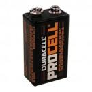 Duracell Procell Alkaline batterij 9V