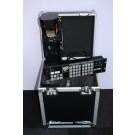 NJD IQ 250 Set van 4 in Flightcase met MX80