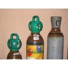 Fles Helium met vulkraan