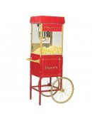 Popcornmachine klein (4 ounce) incl. popcornkar, excl. grondstoffen