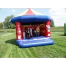 Springkussen Circus (5 x 4 x 4 meter)