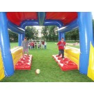 Voetbalparcours - Bandenrace
