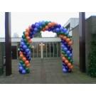 Ballonnenboog 2,5 x 2,5 meter