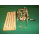 Bingo met molen en bord