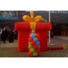 Kado Opblaasbaar met 200 heliumballonnen