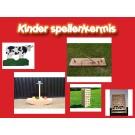 Kinder spellenkermis (24 spellen)