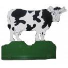 Koemelken hout (afmeting 120 x 120 cm)