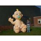 Baby Opblaasbaar 3 meter hoog, prijs voor 1 week